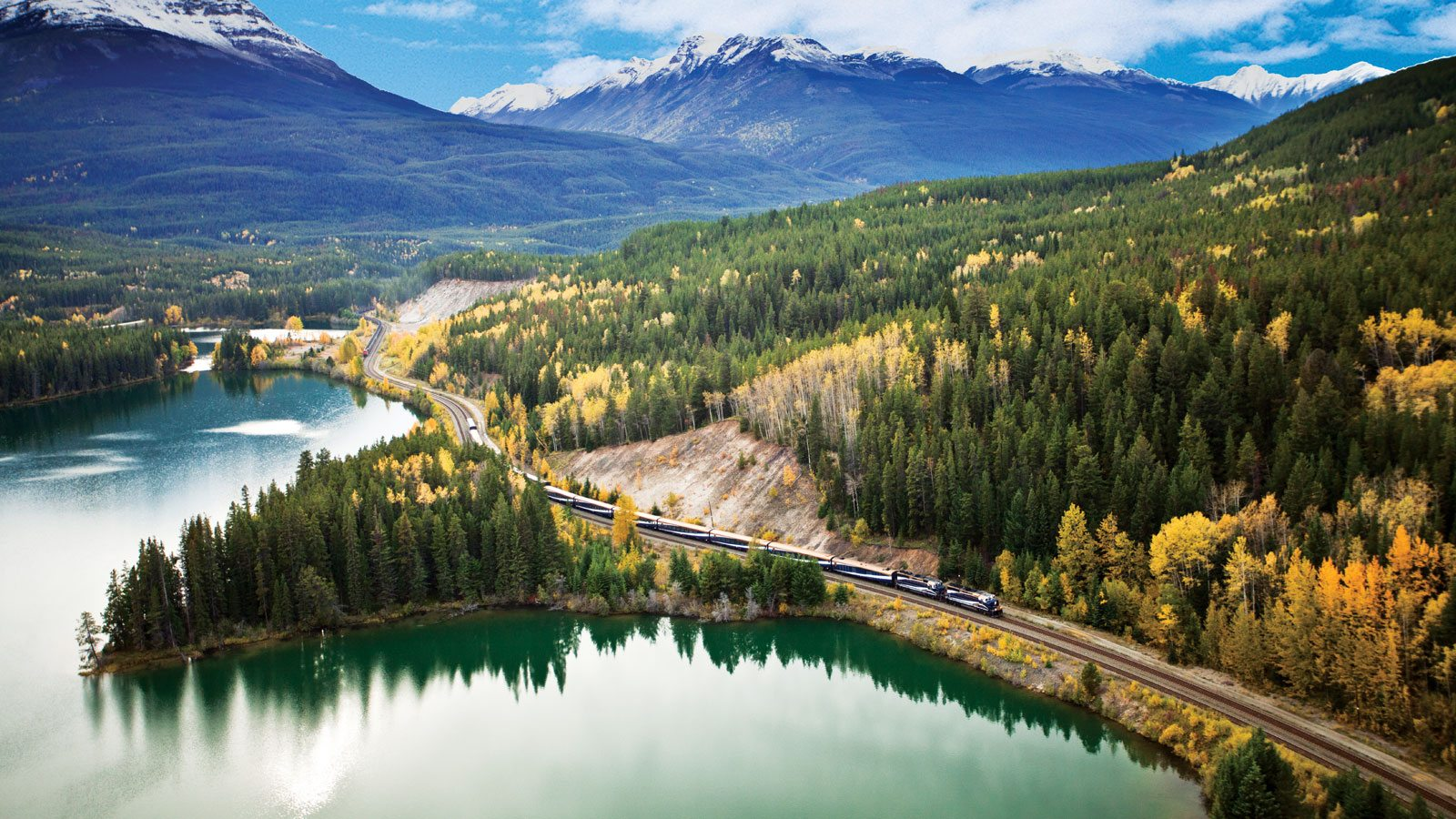 All Aboard The Rocky Mountaineer Ama