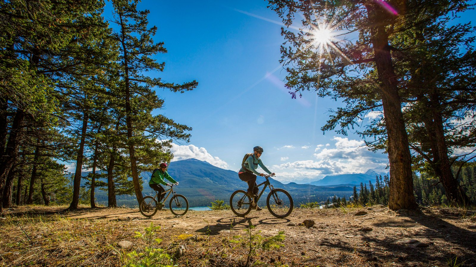 Awesome Alberta Cycling Day Trips AMA