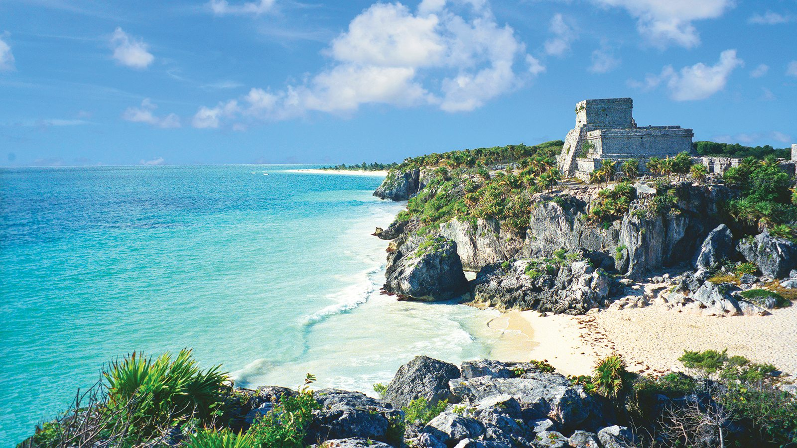 Tulum The World S Only Coastal Mayan Ruins Photo Sam Camp Istock