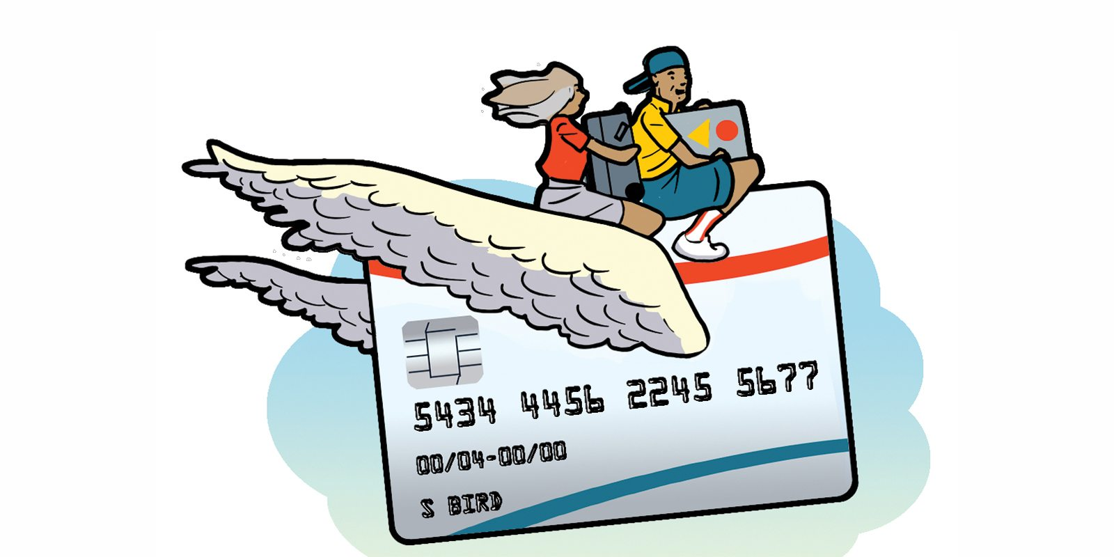 Should I Use My Credit Card While Travelling Abroad
