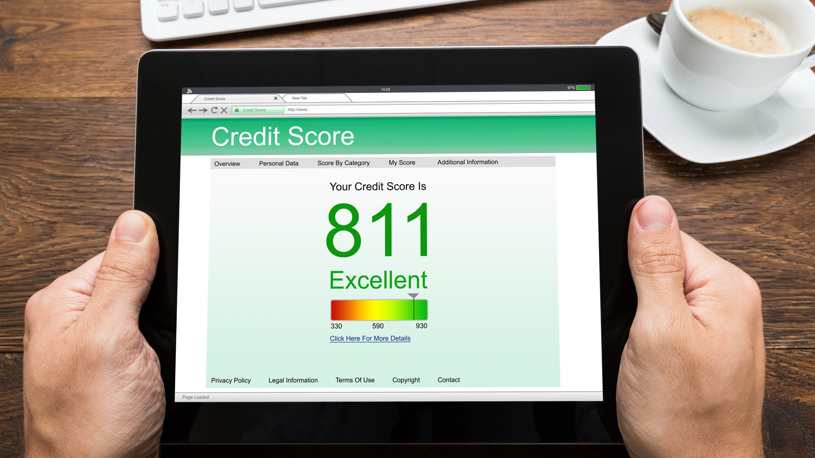 How to check credit history 70