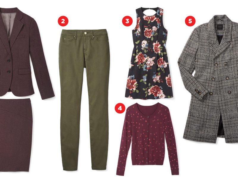 Fall Fashion for the Office and Beyond