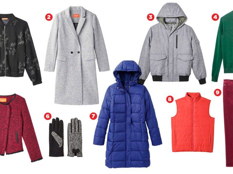 Warm Winter Fashions That Keep You Looking Cool