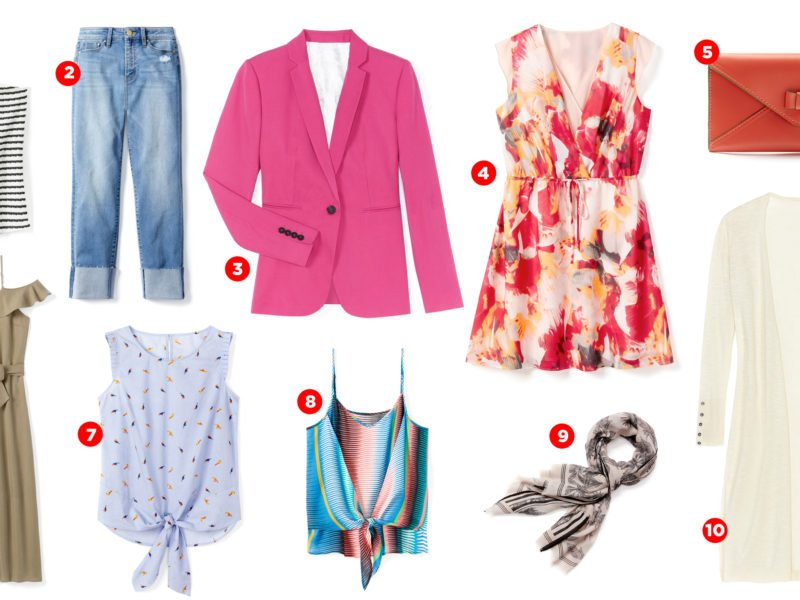 You'll Love These Vibrant Looks for Spring and Summer