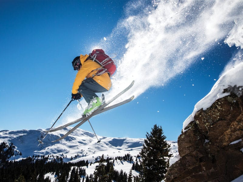 Carving Up Colorado: Ski Resorts Worthy of a Trip South