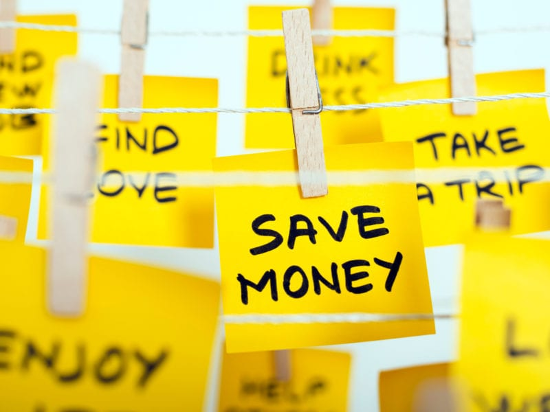 How to Save on Your New Year's Resolutions