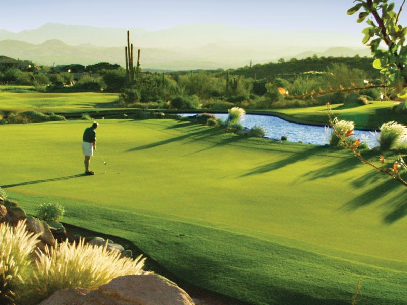 The Swing of Things: The Best Golfing in Scottsdale