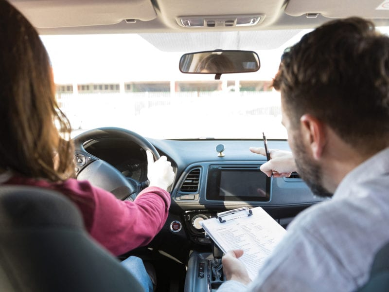 The Benefits of In-Vehicle Driving Lessons