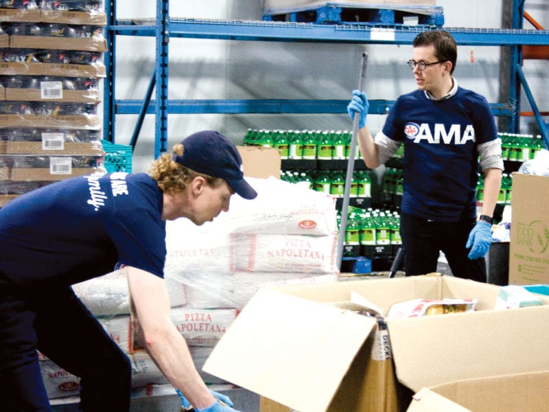 Alberta Strong: How AMA and Our Members Came Together During the Pandemic