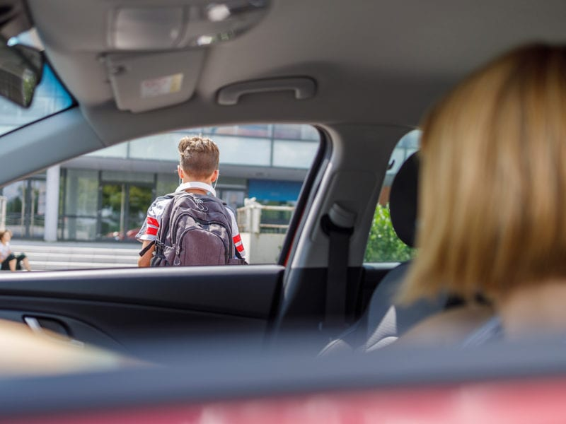 9 Tips for Safe Driving in School Zones