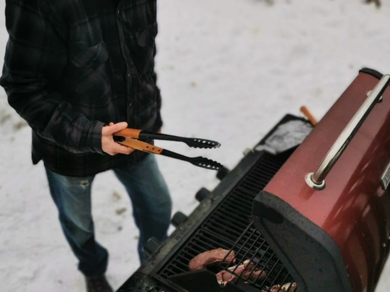 Recipe Recap: Braving the Cold to Grill