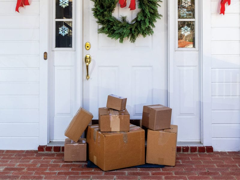 How to Stop Holiday Season Porch Pirates in Their Tracks