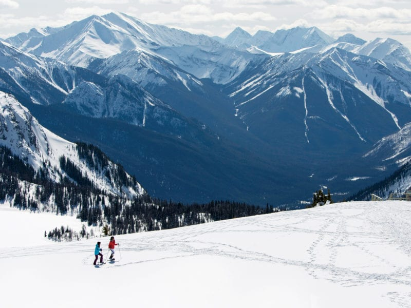 Why These Western Canadian Ski Resorts are Super for Non-Skiers