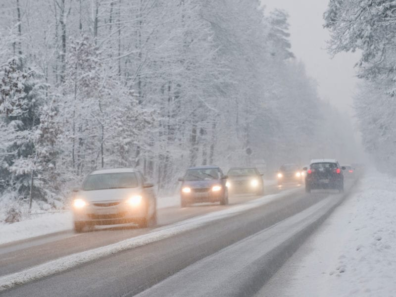 Safer Winter Driving: How to Gain Confidence on the Road in Just a Few Hours