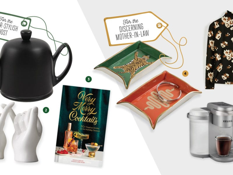 These Choice Gifts are Sure to Please Choosy Friends and Family