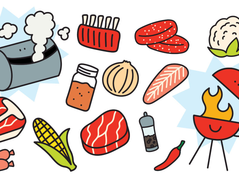 BBQ Tip Sheet: How to Perfectly Grill Your Favourite Meats and Veggies
