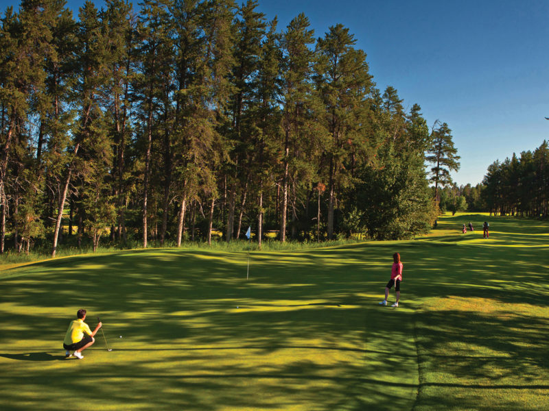 The Best Golf Courses in Western Canada that You Haven't Played Yet