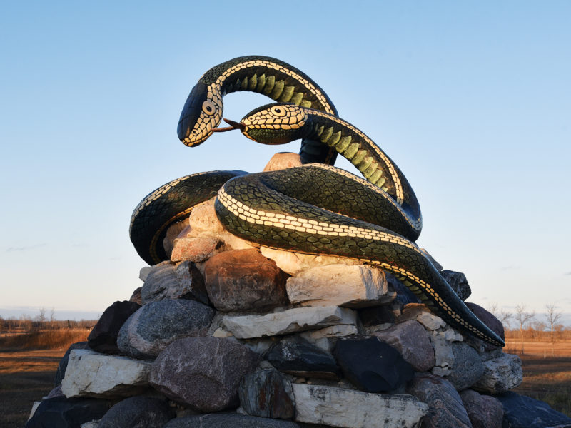 Your Guide to the Most Unusual Roadside Attractions in Manitoba